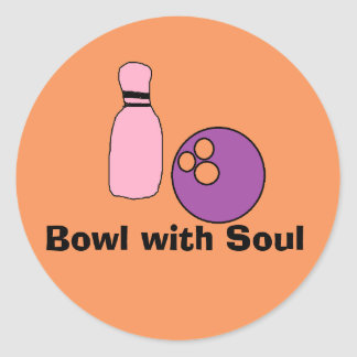 bowl with soul stickers
