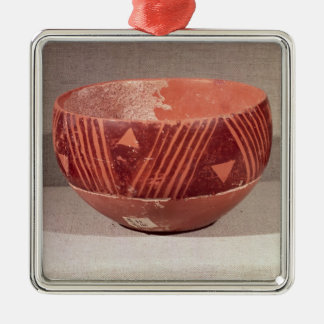 Bowl with triangular pattern, from Banpu, Christmas Ornament