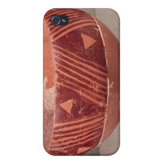 Bowl with triangular pattern, from Banpu, iPhone 4 Cover