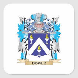 Bowle Coat of Arms Sticker