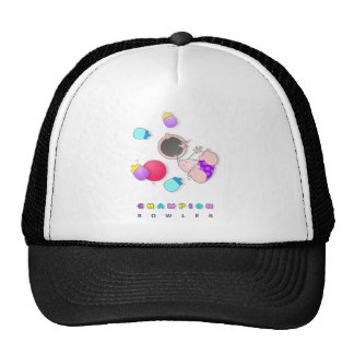 Bowler 01 cap