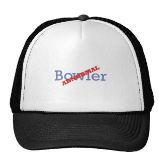 Bowler Abnormal Trucker Hat
