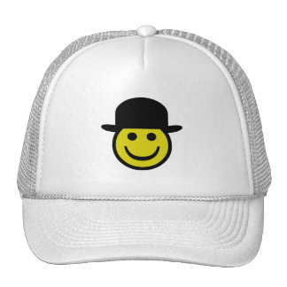 Bowler Hat Smiley