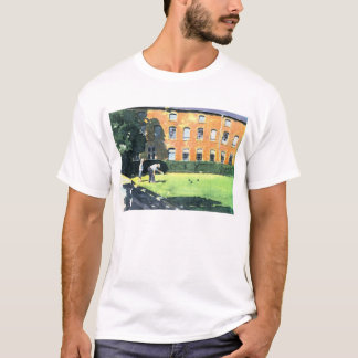 Bowlers at Wookey Hole, Somerset, England T-Shirt