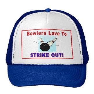 Bowlers - trucker hat