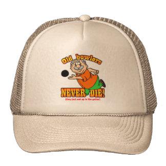 Bowlers Mesh Hat