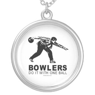 Bowlers Necklaces