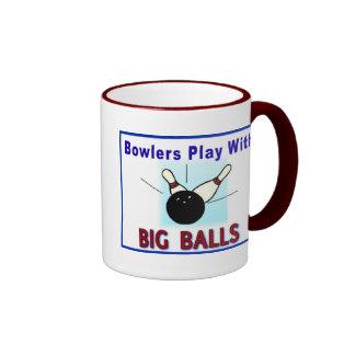 Bowlers - ringer mug