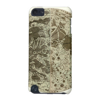 Bowles' Selenography or a Map of the Moon - 1780 iPod Touch (5th Generation) Covers