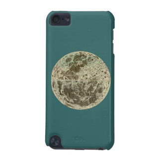 Bowles' Selenography or a Map of the Moon - 1780 iPod Touch (5th Generation) Case