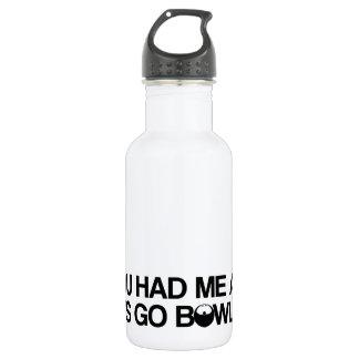 Bowling 532 Ml Water Bottle