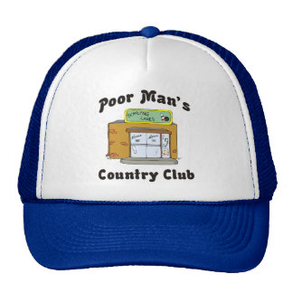 Bowling Alley Poor Man's Country Club Cap