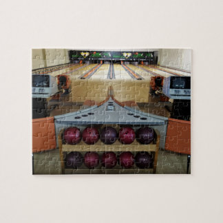 Bowling Alley Puzzle