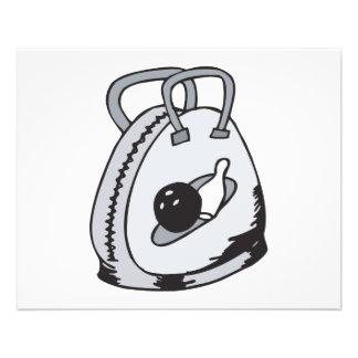 bowling bag flyers