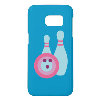 Bowling Ball and Pins SG7 Case