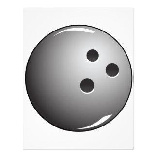 Bowling Ball for Bowling Jerseys 21.5 Cm X 28 Cm Flyer