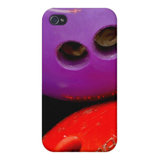 bowling ball iPhone 4 case