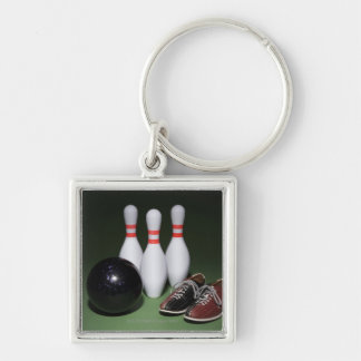 Bowling Ball Keychains