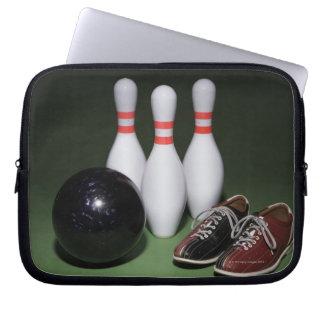 Bowling Ball Laptop Sleeve