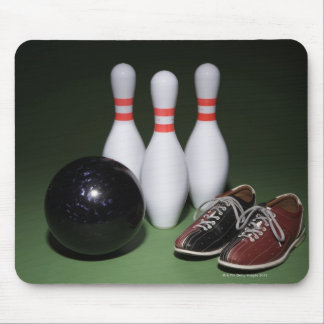 Bowling Ball Mouse Pad