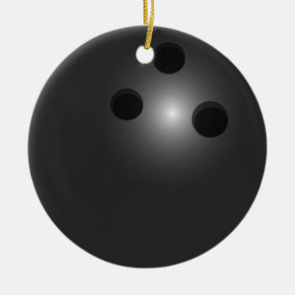 Bowling Ball ornament