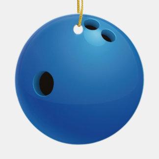 Bowling Ball Ornament