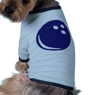 Bowling Ball Pet Tshirt