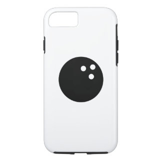 Bowling Ball Pictogram iPhone 7 Case