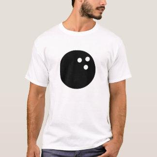 Bowling Ball Pictogram T-Shirt