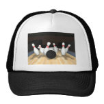 Bowling Ball & Pins: 3D Model: Cap