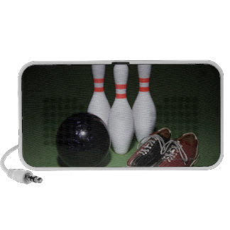 Bowling Ball Travelling Speakers