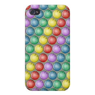 BOWLING BALLS iPhone 4 COVER