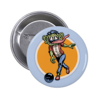 Bowling Benny 6 Cm Round Badge