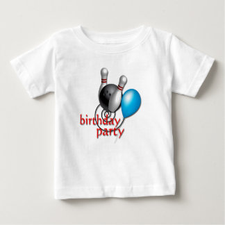 Bowling birthday baby T-Shirt