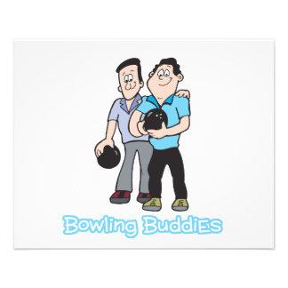 bowling buddies 11.5 cm x 14 cm flyer