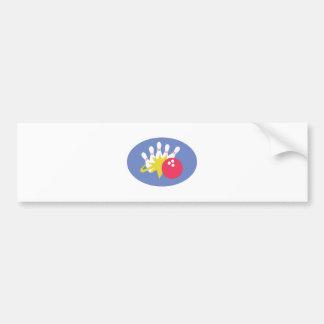 Bowling Bumper Stickers