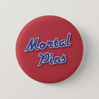 Bowling Button: Mortal Pins