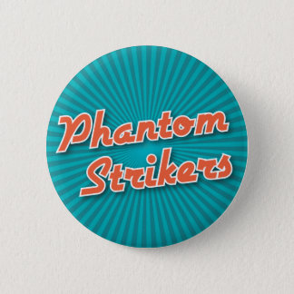 Bowling Button: Phantom Strikers 6 Cm Round Badge