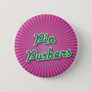 Bowling Button: Pin Pushers