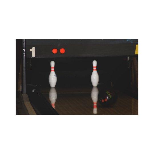 Bowling Canvas Prints