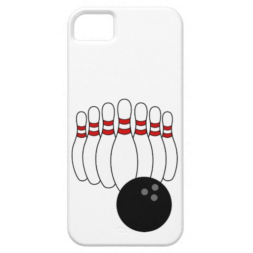 Bowling iPhone 5 Cover