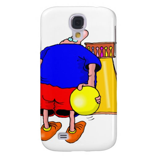 Bowling Samsung Galaxy S4 Cases