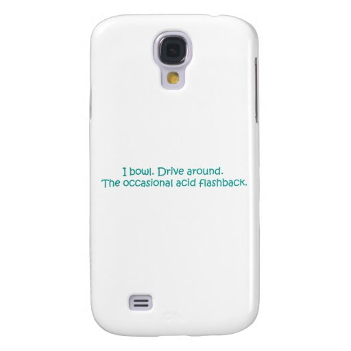 BOWLING SAMSUNG GALAXY S4 COVER
