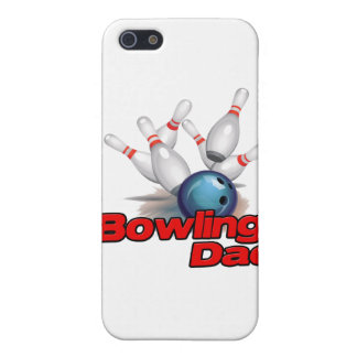 Bowling Dad (strike).png iPhone 5/5S Cases