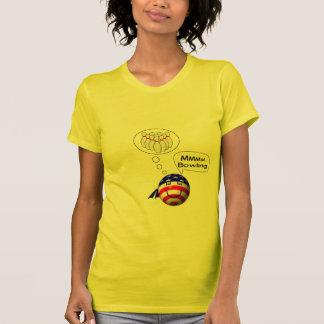 Bowling Dreamer T Shirts