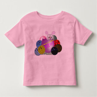 Bowling Easter gifts Toddler T-Shirt