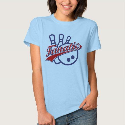 Bowling Fanatic Tshirt