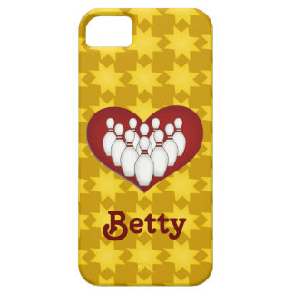 Bowling Fashions iPhone 5 Case