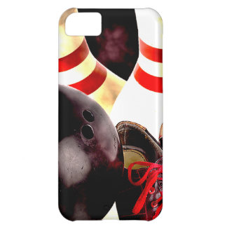 Bowling Gear Grunge Style iPhone 5C Cases