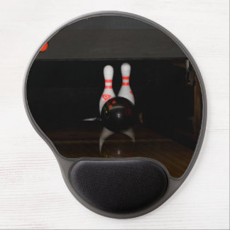 Bowling Gel Mousepad Gel Mouse Mat